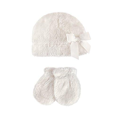 bf4a278b566b0 Hats   Caps – Hudson Baby Cozy Sherpa Hat   Mitten Set